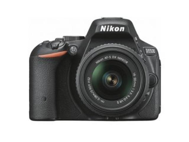 Nikon D5500 DSLR Camera with AF-S DX NIKKOR 18-55mm | free-classifieds-usa.com