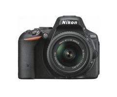 Nikon D5500 DSLR Camera with AF-S DX NIKKOR 18-55mm