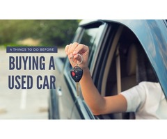 Things before buying used car | Affordable Used Car