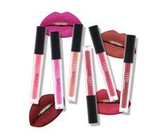 Sexy Red Waterproof Velvet Lip Gloss