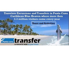 Punta Cana Transfer-A Private Ride To Your Hotel