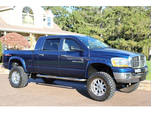 2006 dodge ram 2500 slt mega cab 5 9 cars copperopolis. Black Bedroom Furniture Sets. Home Design Ideas