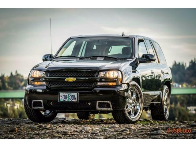 2007 Chevrolet Trailblazer SS - Cars - Ethete - Wyoming