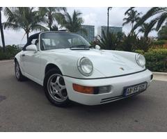 1992 Porsche 911 CARRERA 2 CABRIO