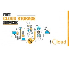 Free Cloud Storage Services