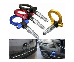 Tow Towing Hook Trailer T2 JDM E46 E81 E30 E36 E90 E91 E92 E93