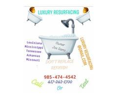 Luxury Resurfacing