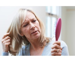 Solution For Hair Loss by Therapy