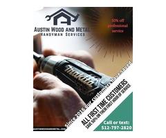 Austin Wood and Metal Handyman Services