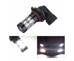 9006 HB4 6W Car White LED 6000K Fog Light Daytime Running Bulb