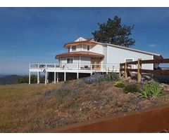 Beautiful Home with Guest House and Views on 45 Acres in California