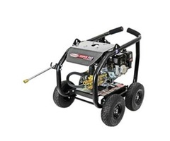 SIMPSON SUPERPRO ROLL-CAGE 3600 PSI COLD WATER PROFESSIONAL GAS PRESSURE WASHER