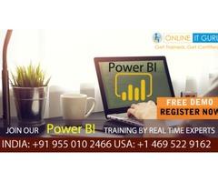 Power BI training | Power BI Course Online | OnlineITGuru
