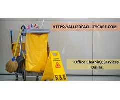 Office Cleaning Services Provider in Dallas | Allied Facility Care