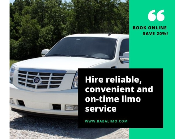 Get Professional and Superior Limousine Service | free-classifieds-usa.com