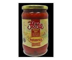 For The Best Jarred Pasta Sauce In The United States, Visit Flora Fine Foods