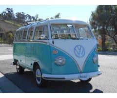 1963 Volkswagen BusVanagon