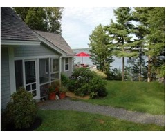 Maine Cottage Rental