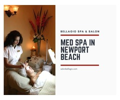 Med Spa in Newport Beach- Bellagio Spa & Salon