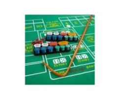 Finest Craps Casino Tables, Dice, Table layouts, Pucks and Chip