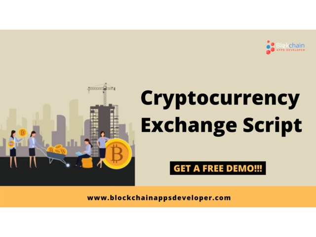Cryptocurrency Exchange Script | free-classifieds-usa.com