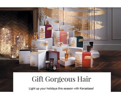 Holiday Gift Sets Are Available at Von Anthony Salon in Frisco, TX