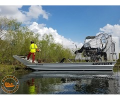 Marsh Buggies LA | Wetlands Transportation Services