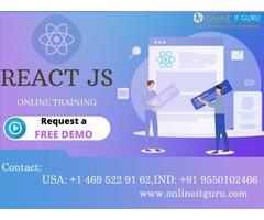 ReactJS Training | ReactJS Certification Course | OnlineITGuru