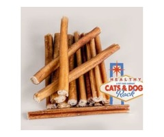 Benefits of Bully sticks