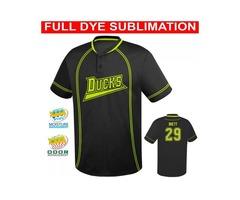 Zeeni Sports Custom Baseball Jerseys USA