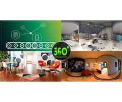 360 ° PRESENTATION service Studio USA