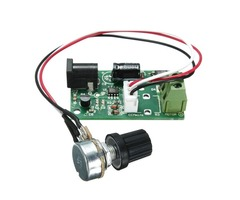 Adjustable Regulator Pulse Width PWM DC Motor Speed Controller Switch