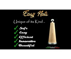 EASY NUTS - MADE IN ITALY - Seeking Resellers / Distributors - US + CANADA + UK