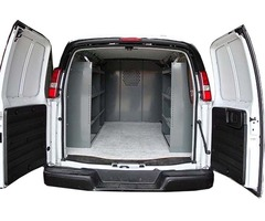 Shelving for Van, Ladder Racks, Van Safety Partitions