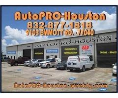 CERTIFIED TRANSMISSION SHOP | HOUSTON TX SINCE 2006