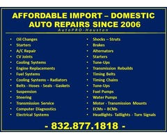 Electrical | Transmission | Engine | Diagnostics and REPAIR