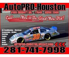 AutoRepairNearMe   AutoPRO-Houston SINCE 2006