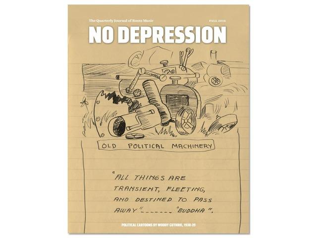 Quarterly Magazine Subcription - No Depression Store | free-classifieds-usa.com