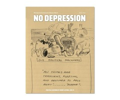 Quarterly Magazine Subcription - No Depression Store