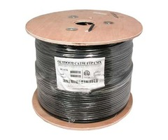 Bulk Cat5e Cable, Bulk Ethernet Cable, Bulk Wire up to 1000 ft | SF Cable