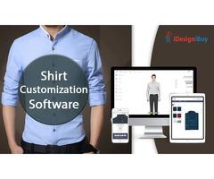 Offer Shirt Customization with Shirt Design Software