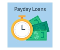 Need fast Cash? Fast Payday Loans up to $2,500