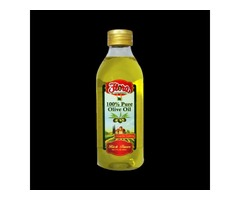 Authentic Cold Pressed Italian Olive Oil By Flora Fine Foods