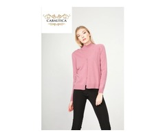 Winter Wear Women's Sweater Available On Discount Rates In Cabaltica - Best Online Clothes Shopping
