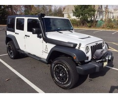 2013 Jeep Wrangler JK