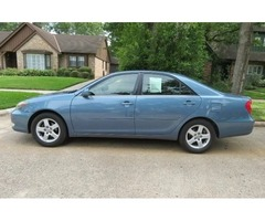 Excellent 2003 Toyota Camry SE for sale
