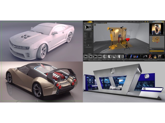3d car/vehicle modeling and visualization/simulation studio/studios worldwide   free-classifieds-usa.com