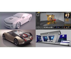 3d car/vehicle modeling and visualization/simulation studio/studios worldwide