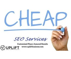 Get Cheap SEO Services with Customized Plans
