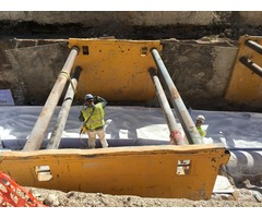 Insulated Underground Pipe